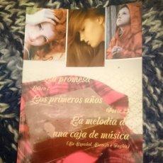 Libros de segunda mano: LA PROMESA LIBRO 1 LOS PRIMEROS AÑOS PARTE 25 LA MELODÍA DE UNA CAJA DE MÚSICA. Lote 208002220