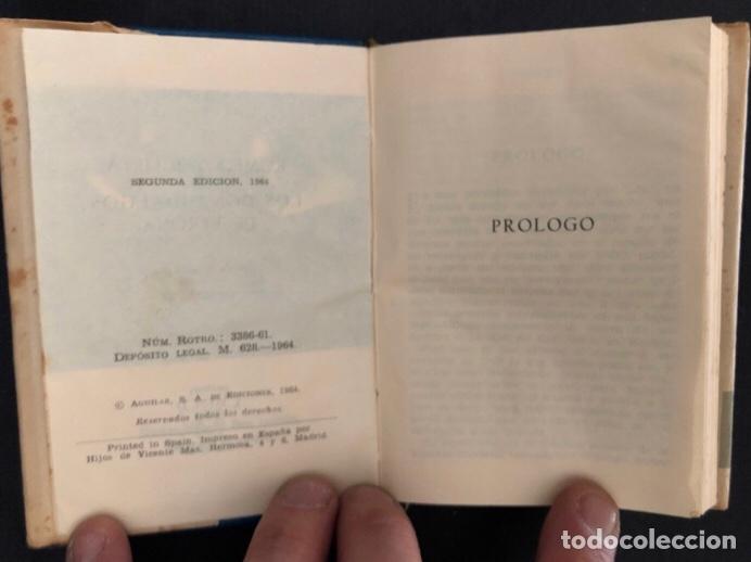 Libros de segunda mano: COLECCIÓN CRISOL N°85 bis. ROMEO Y JULIETA, LOS DOS HIDALGOS DE VERONA. SHAKESPEARE. AGUILAR (1964) - Foto 4 - 267171929