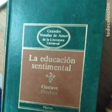 Libros de segunda mano: LA EDUCACIÓN SENTIMENTAL, GUSTAVE FLAUBERT. L.36-593. Lote 210039240