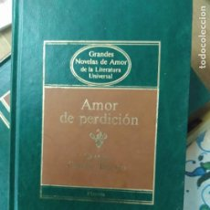 Libros de segunda mano: AMOR DE PERDICIÓN, CAMILO CASTELO BRANCO. L.36-594. Lote 210039446