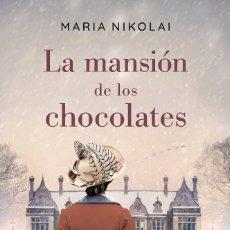 Libros de segunda mano: LA MANSIÓN DE LOS CHOCOLATES. Lote 210747650