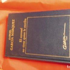Libros de segunda mano: EL CORONEL NO TIENE QUIEN LE ESCRIBA DE GABRIEL GARCÍA MARQUEZ. Lote 210789557