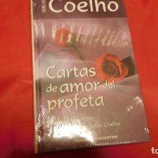 Libros de segunda mano: CARTAS DE AMOR DEL PROFETA. DE PAOLO COELHO. Lote 210794382