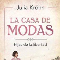 Libros de segunda mano: LA CASA DE MODAS. Lote 210839362