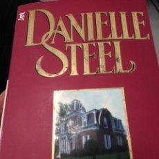 Libros de segunda mano: DANIELLE STEEL JET PLAZA & JANES LA MANSIÓN. Lote 211393574