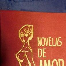 Libros de segunda mano: NOVELAS DE AMOR - CASTA DE LOBOS DE M. DELLY EDITORIA PUEYO. Lote 211426967