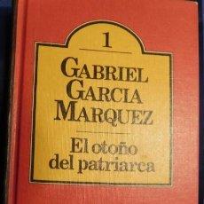 Libros de segunda mano: EL OTOÑO DEL PATRIARCA, GARCÍA MÁRQUEZ, GABRIEL. Lote 211580387