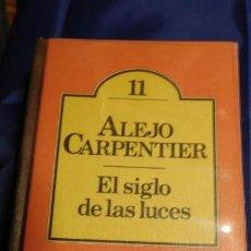Libros de segunda mano: EL SIGLO DE LAS LUCES, ALEJO CARPENTIER. Lote 211580964