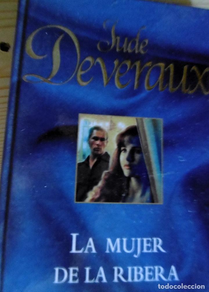 JUDE DEVERAUX-LA MUJER DE LA RIBERA (Libros de Segunda Mano (posteriores a 1936) - Literatura - Narrativa - Novela Romántica)