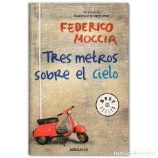 Libros de segunda mano: TRES METROS SOBRE EL CIELO - FEDERICO MOCCIA. Lote 211585311