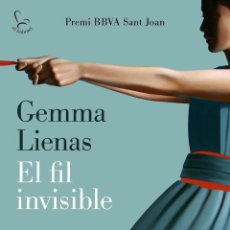 Libros de segunda mano: EL FIL INVISIBLE (CATALÁN). Lote 211616251