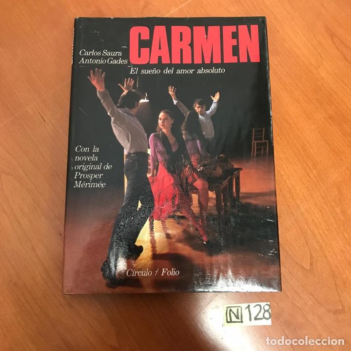 CARMEN (Libros de Segunda Mano (posteriores a 1936) - Literatura - Narrativa - Novela Romántica)