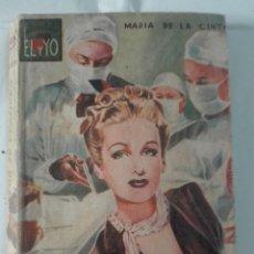 Libros de segunda mano: EL DOCTOR SE ENAMORA MARIA DE LA CINTA COLECCIÓN EL Y YO (AÑOS 40 - UNICO EN TC) - 130G 190P. Lote 212486918