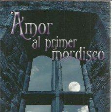 Libros de segunda mano: SERRILYN KENYON-AMOR AL PRIMER MORDISCO.TERCIOPELO BOLSILLO.2008. Lote 213435372