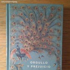 Libros de segunda mano: ORGULLO Y PREJUICIOS, DE JANE AUSTEN- EDICIÓN COLECCIONISTA.. Lote 213526206
