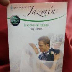 Libros de segunda mano: LA ESPOSA DEL ITALIANO, LUCY GORDON. N-2356. Lote 213800338