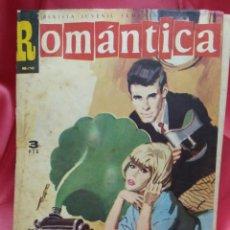 Libros de segunda mano: ROMÁNTICA REVISTA JUVENIL FEMENINA Nº 163. N-2379. Lote 213813876