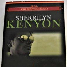 """Libros de segunda mano: SHERRILYN KENYON - ACTITUD PROVOCADORA """"SERIE AGENTES SECRETOS 1"""" - LIBROS ATRIL - 1º EDICIÓN 2007. Lote 214043383"""