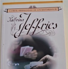 """Libros de segunda mano: SABRINA JEFFRIES - UNA NOCHE CON EL PRÍNCIPE """"REAL HERMANDAD DE LOS BASTARDOS III"""". Lote 214044596"""