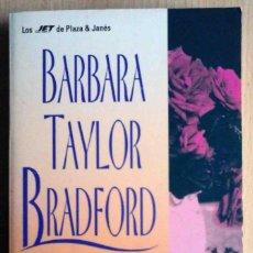 Libros de segunda mano: RECUERDA (BÁRBARA TAYLOR BRADFORD) PLAZA Y JANÉS 1996. Lote 214477986