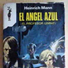 Libros de segunda mano: EL ÁNGEL AZUL (HEINRICH MANN) PLAZA Y JANÉS RENO 1971. Lote 214511578