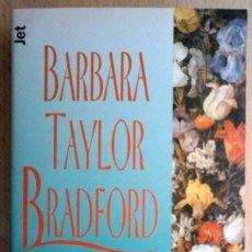 Libros de segunda mano: FUERZA DE VOLUNTAD (BÁRBARA TAYLOR BRADFORD) PLAZA Y JANÉS 1997. Lote 214519772