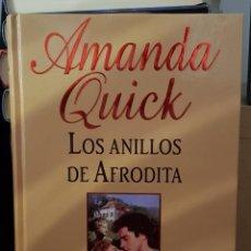 Libros de segunda mano: LOS ANILLOS DE AFRODITA - AMANDA QUICK. Lote 214616678