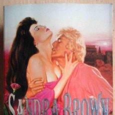 Libros de segunda mano: ODIO EN EL PARAÍSO (SANDRA BROWN) PLAZA Y JANÉS 1997. Lote 215117807