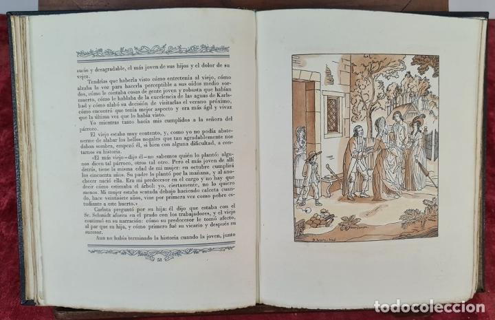Libros de segunda mano: LAS DESVENTURAS DEL JOVEN WERTHER. GOETHE. EDIT. JUAN VILA. 1945. - Foto 5 - 217218650