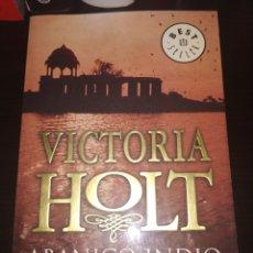 Libros de segunda mano: ABANICO INDIO - VICTORIA HOLT. Lote 218202555