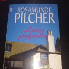 Libros de segunda mano: LAZOS PROFUNDOS - ROSAMUNDE PILCHER - PLAZA&JANES. Lote 218204933