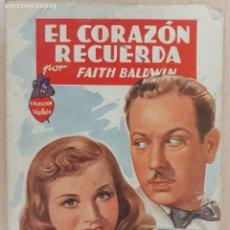 Libros de segunda mano: COLECCIÓN VIOLETA Nº 58. FAITH BALDWIN. MOLINO 1948. Lote 218422132