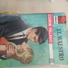 Libros de segunda mano: CORIN TELLADO. EL MAESTRO.. Lote 218759381