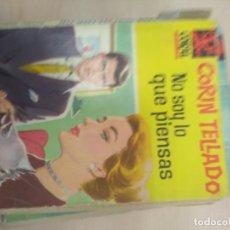 Libros de segunda mano: NO SOY LO QUE PIENSAS. CORÍN TELLADO.. Lote 218759446
