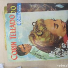 Libros de segunda mano: ME CALLÉ POR NO DAÑARTE - CORIN TELLADO. Lote 218760506