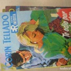 Libros de segunda mano: CORÍN TELLADO- TE ODIO POR SER DE OTRO-. Lote 218760570