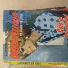 Libros de segunda mano: SÓLO LO COMPADECÍ. CORÍN TELLADO.. Lote 218760863