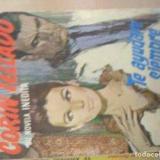 Libros de segunda mano: EDITORIAL ROLLAN - CORIN TELLADO - SERIEN INEDITA - Nº 73 TE AYUDARE SIEMPRE. Lote 218761306