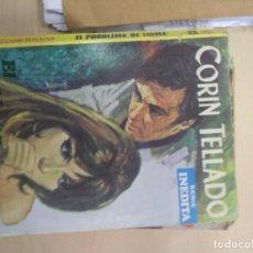 Libros de segunda mano: EL PROBLEMA DE LUIMA. CORIN TELLADO.. Lote 218761498