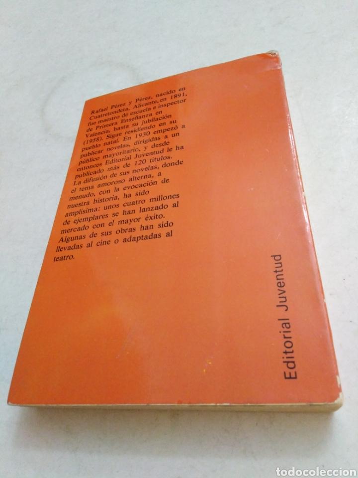 Libros de segunda mano: Lote de 7 libros Rafael Pérez y Pérez ( editorial juventud ) - Foto 3 - 219027388