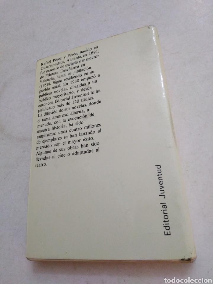 Libros de segunda mano: Lote de 7 libros Rafael Pérez y Pérez ( editorial juventud ) - Foto 5 - 219027388