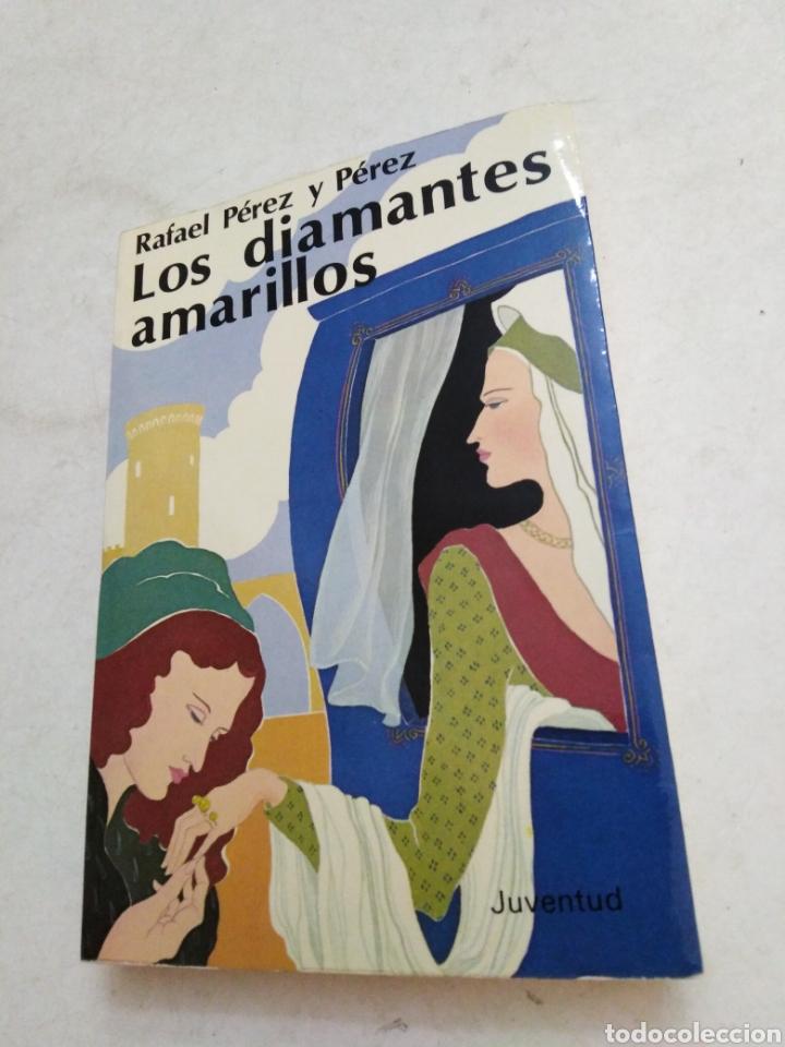 Libros de segunda mano: Lote de 7 libros Rafael Pérez y Pérez ( editorial juventud ) - Foto 6 - 219027388