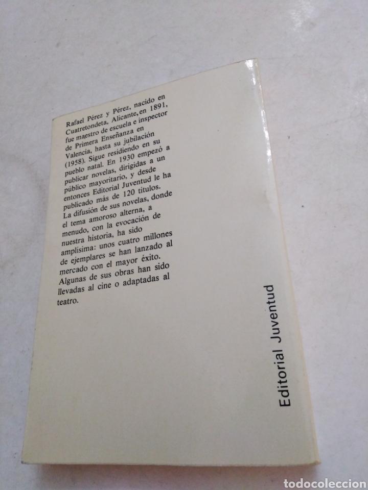 Libros de segunda mano: Lote de 7 libros Rafael Pérez y Pérez ( editorial juventud ) - Foto 7 - 219027388