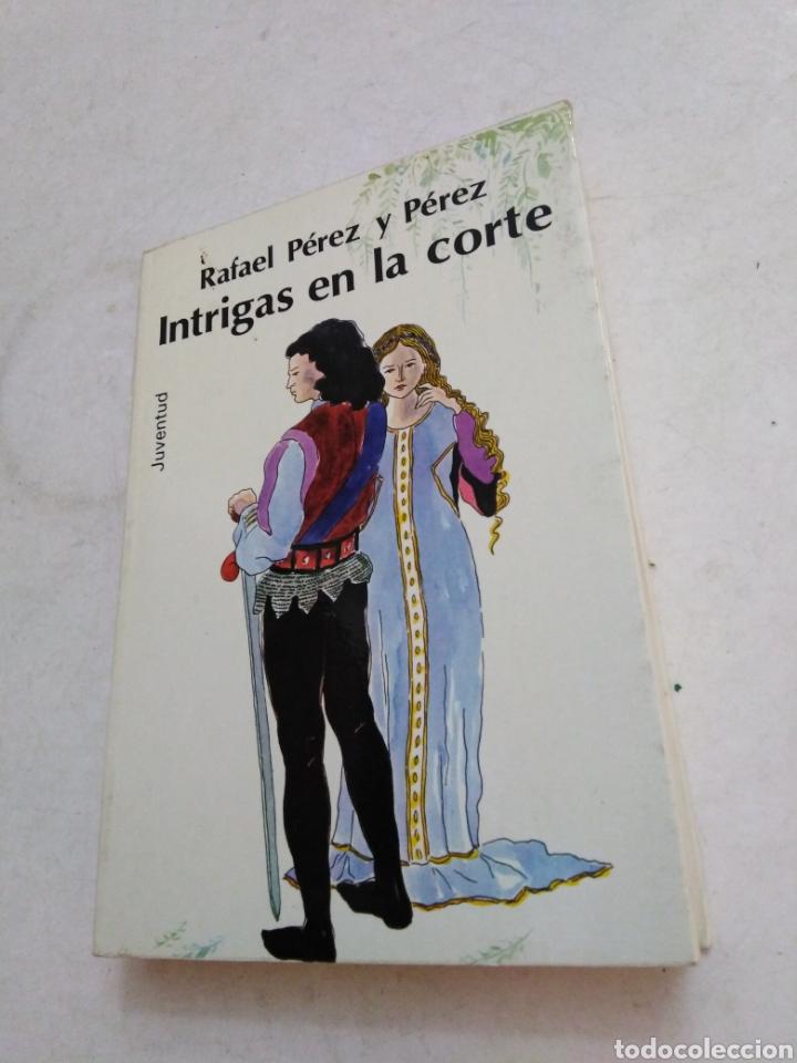 Libros de segunda mano: Lote de 7 libros Rafael Pérez y Pérez ( editorial juventud ) - Foto 14 - 219027388