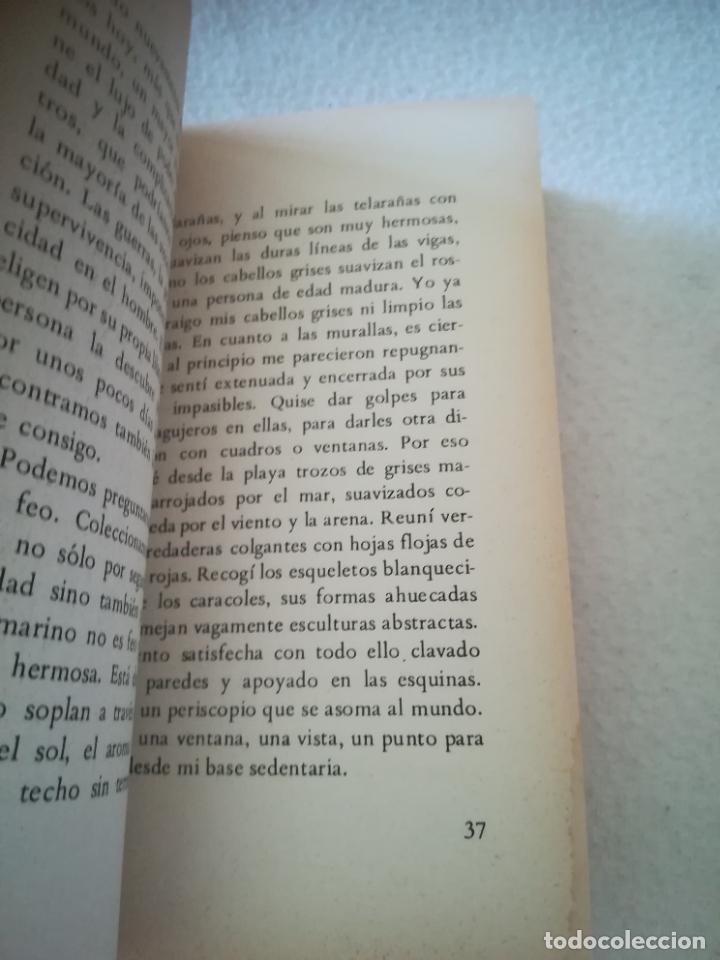 Libros de segunda mano: EL DON DEL MAR. ANNE MORROW LINDBERGH. 1977. JAVIER VERGARA EDITOR. 169. PAGINAS - Foto 4 - 219648098