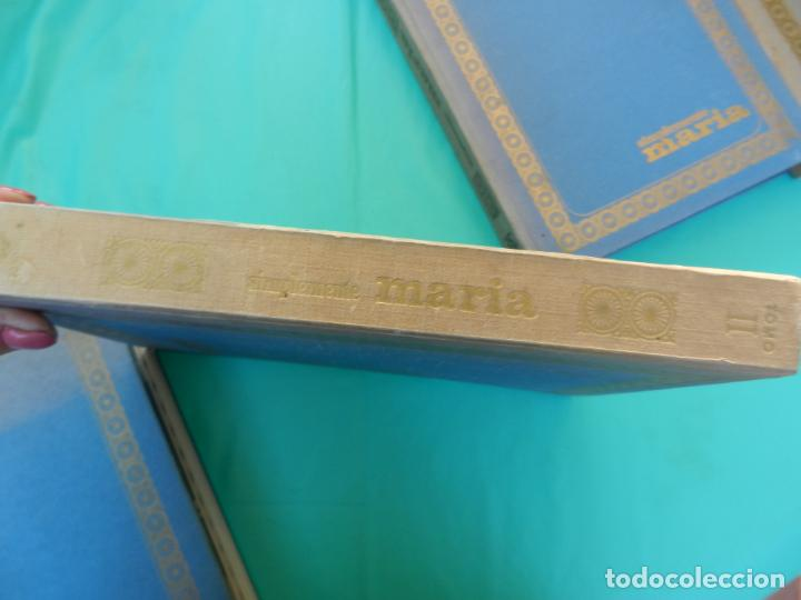Libros de segunda mano: SIMPLEMENTE MARIA 4 TOMOS EDICIONES SEDMA AÑO 1972 - 81 CAPITULOS -CELIA ALCANTARA - Foto 3 - 221306778