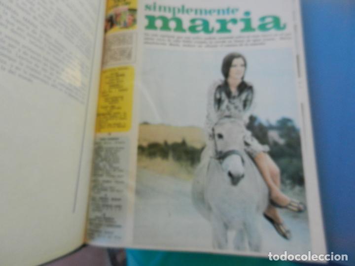 Libros de segunda mano: SIMPLEMENTE MARIA 4 TOMOS EDICIONES SEDMA AÑO 1972 - 81 CAPITULOS -CELIA ALCANTARA - Foto 7 - 221306778