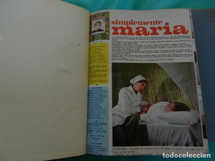 Libros de segunda mano: SIMPLEMENTE MARIA 4 TOMOS EDICIONES SEDMA AÑO 1972 - 81 CAPITULOS -CELIA ALCANTARA - Foto 9 - 221306778