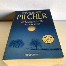 Libros de segunda mano: SOLSTICIO DE INVIERNO - ROSAMUNDE PILCHER. Lote 221949353