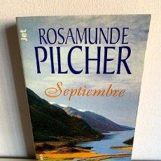 Libros de segunda mano: SEPTIEMBRE - ROSAMUNDE PILCHER. Lote 221949495